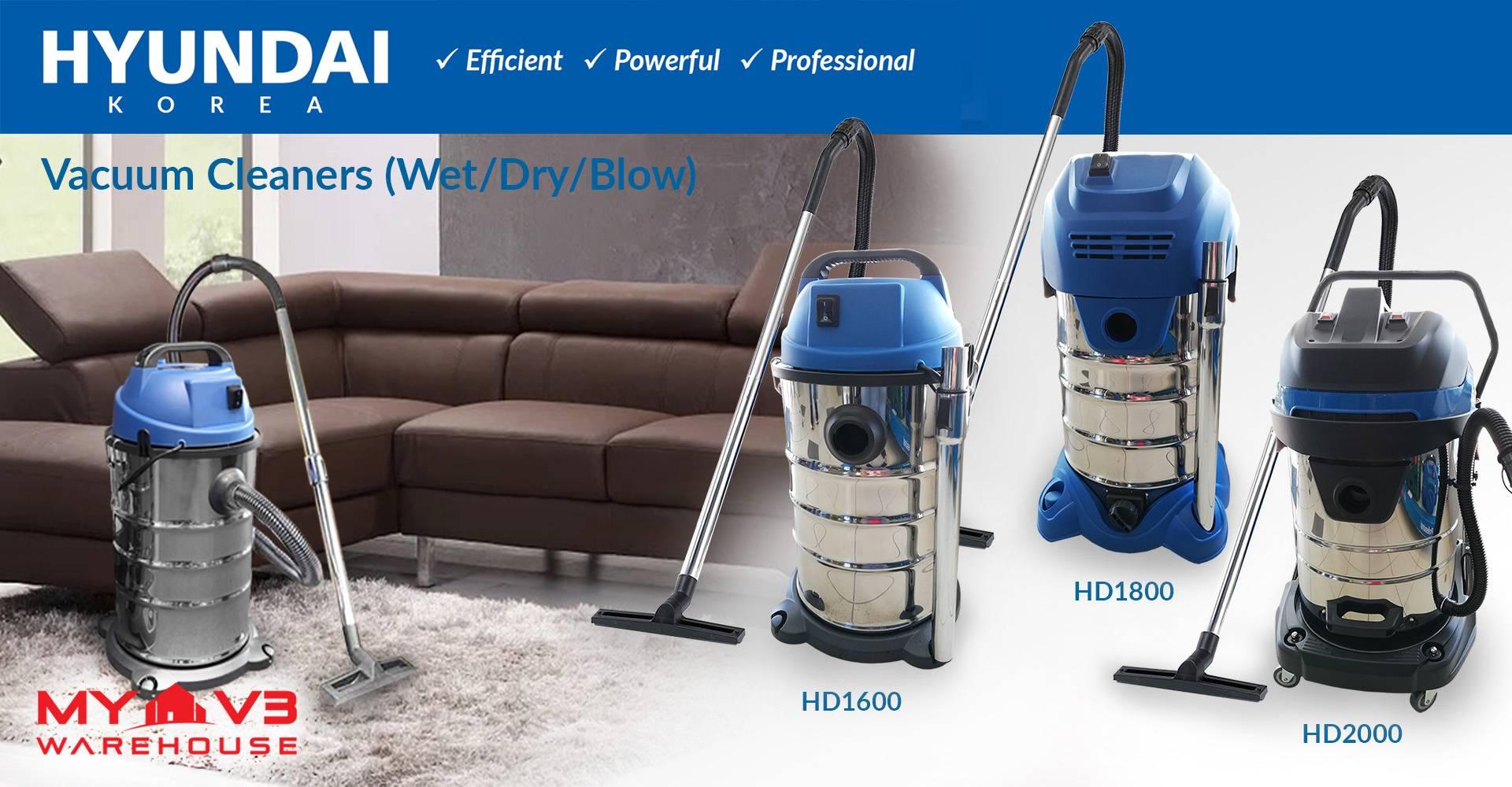 HYUNDAI Vacuum Cleaners